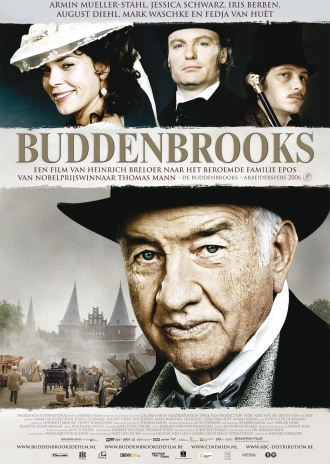 Buddenbrooks (the) poster