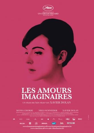 Amours Imaginaires (les) poster