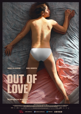 Out of Love cover